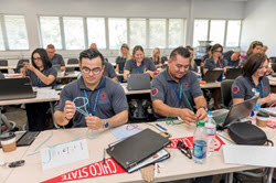 PLTW Teachers Receive Professional Development Training at CSU, Chico