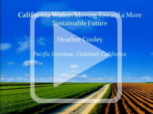More Sustainable Future