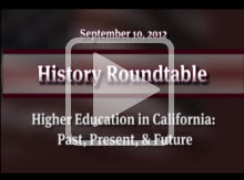 Histroy Roundtable