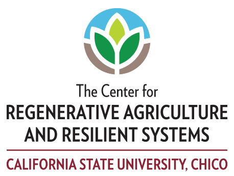 Logo of the Center for Regenerative Agriculture and Resilient Systems