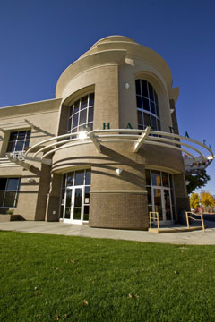Shasta College University Center in Redding, CA