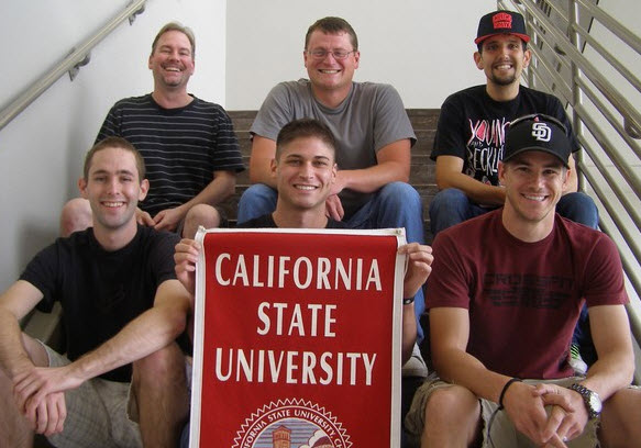 Chico State Business Graduates - Redding Program 2014 Shasta College