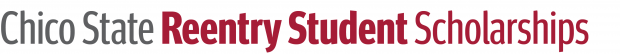 Rentry Scholarships for Chico State Students