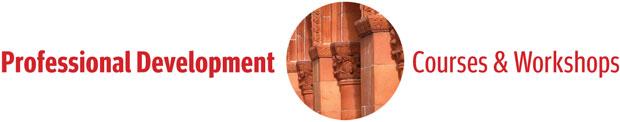 Professional Development Courses & Workshops