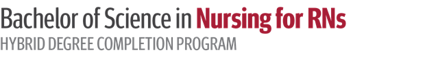 Bachelor of Science in Nursing for RN's