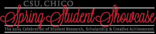 Spring Student Showcase: Celebrating Student Scholarship & Achievement