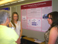 College of Natural Sciences Poster Session