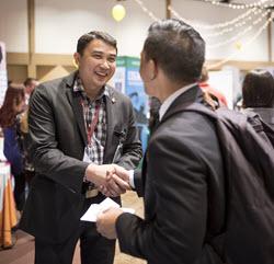 RN to BSN Graduate Christian Marano