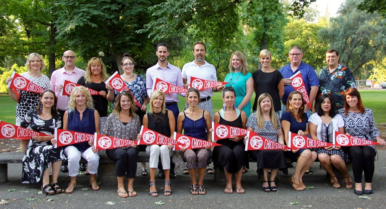 Chico State School of Education PASC cohort 2016