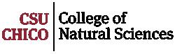 CSU, Chico College of Natural Sciences Logo