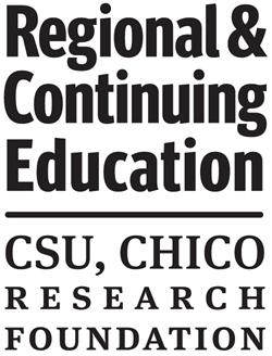 Regional && Continuing Education at CSU, Chico