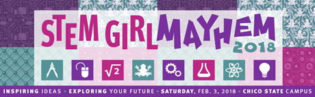 Register Today for STEM Girl Mayhem 2018!