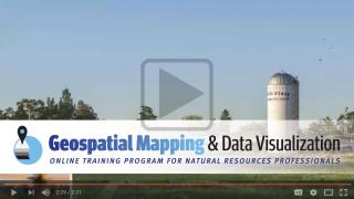 Geospatial Mapping && Data Visualization Program