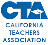 California Teachers Association Logo