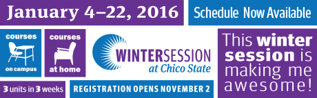 Winter Session Schedule Now Available!!